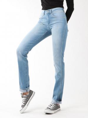 Jeansy Wrangler Caitlin Blue Baloo W24CH145X