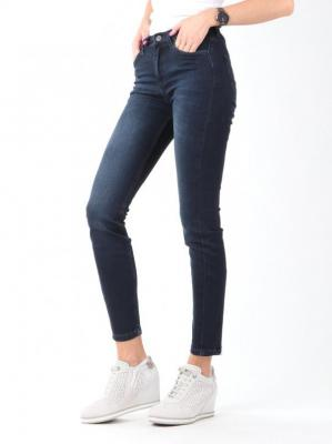 Jeansy Lee Scarlett High Crop Skinny Cropped L32BAIFA
