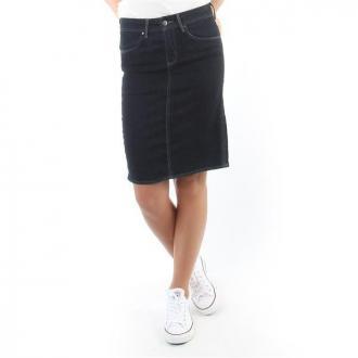 Spódnica jeansowa Wrangler Bare Blue W24RL733R