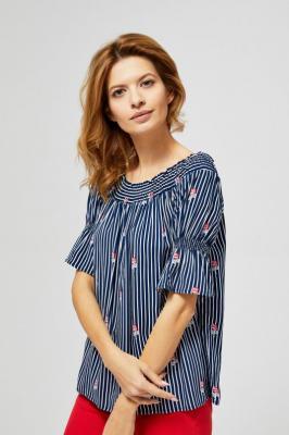 Koszula hiszpanka w prążki