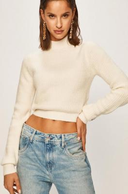 Pepe Jeans - Sweter Silvi x Dua Lipa