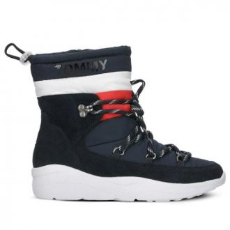 TOMMY HILFIGER CORPORATE PADDED NYLON BOOT