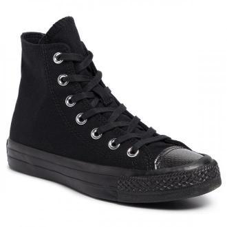 Sneakersy CONVERSE - Ctas Hi 565200C Black/Black/Black