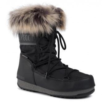 Śniegowce MOON BOOT - Monaco Low Wp 2 240088001 Black