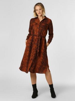ONLY - Sukienka damska – Onlkati, beżowy