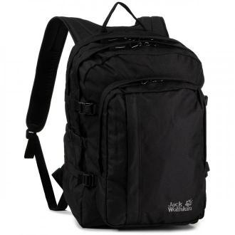 Plecak JACK WOLFSKIN - Berkeley 2530001-6000 Black