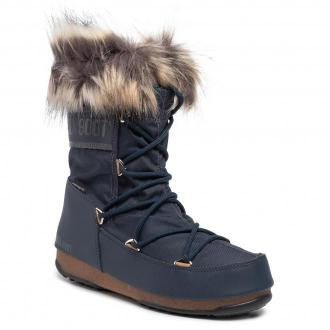 Śniegowce MOON BOOT - Monaco Low Wp 2 24008800 Denim Blue 003