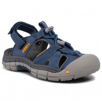 Sandały KEEN -  Ravine H2 1019146 Blue Opal/Vivid Blue