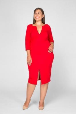 PEPPER RED oryginalna sukienka plus size : Rozmiar - 60/62