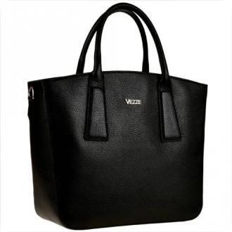 Vezze torebka shopper  czarny xl