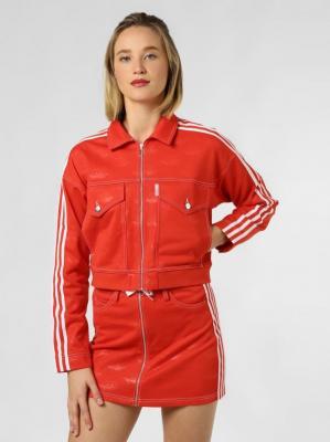 adidas Originals - Kurtka damska, czerwony