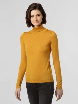 brookshire - Sweter damski, żółty