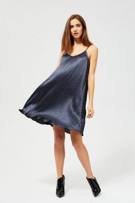 Sukienka połyskująca