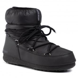Śniegowce MOON BOOT - Low Nylon Wp 2 24009300001 Black