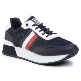 Sneakersy TOMMY HILFIGER - Tommy Mesh City Sneaker FW0FW04606 Desert Sky DW5