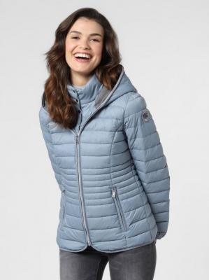 Marie Lund - Damska kurtka puchowa, niebieski