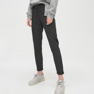 Cropp - Spodnie chino slim - Szary