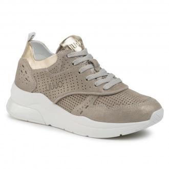 Sneakersy LIU JO - Karlie 14 BA0007 PX056 Bone S1811