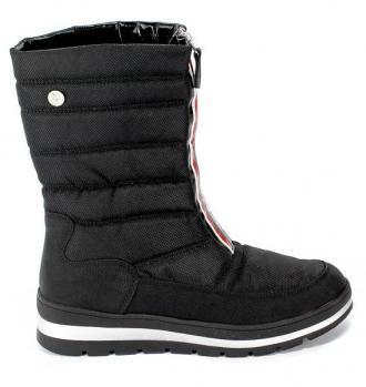 Śniegowce Caprice 9-26417-23 019 Black Comb Czarny
