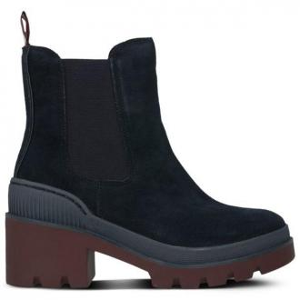 TOMMY HILFIGER SPORTY CHUNKY CHELSEA BOOTIE