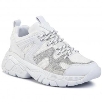 Sneakersy GUESS - Marlia FL5RLI ELE12 WHITE