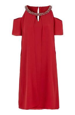 Cellbes Sukienka czerwony