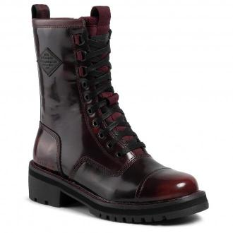 Botki G-STAR RAW - Premium Minor Boot D15976-B990-6485 Dk Bordeaux