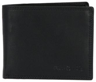 Ekskluzywny Skórzany Portfel Męski firmy Pierre Cardin Czarny (kolory)