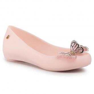 Baleriny MELISSA - Ultragirl Fly II Ad 32773 Pink/Gold 52779