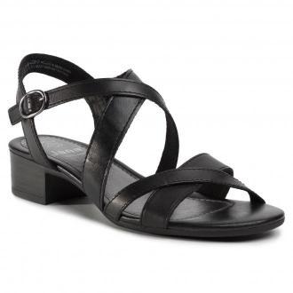 Sandały JANA - 8-28256-24 Black Uni 007