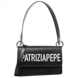 Torebka PATRIZIA PEPE - 2V9407/A6P8-K103 Nero