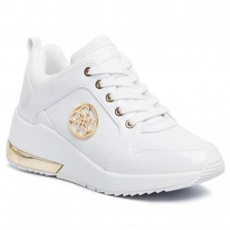 Sneakersy GUESS - Jaryds4 FL6JRY ELE12 WHITE