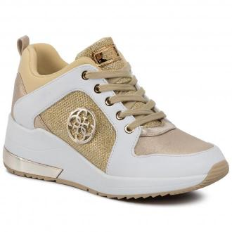 Sneakersy GUESS - Jaryds4 FL6JRY ELE12  WHIGO