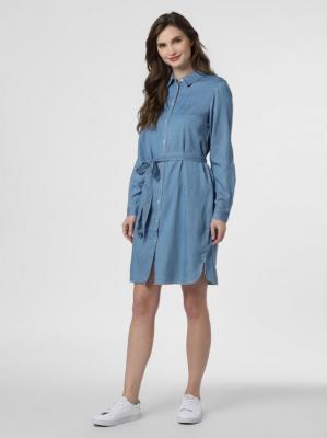 Vila - Sukienka damska – Vibista, niebieski