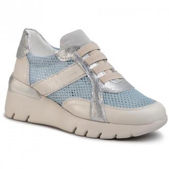 Sneakersy HISPANITAS - Ruth-V20 HV00124 Silveriris