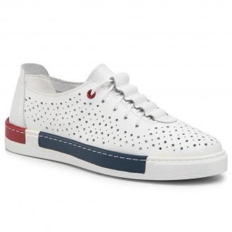 Sneakersy LASOCKI - ARC-2227-01 White