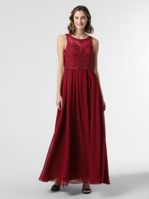 Laona - Damska sukienka wieczorowa, różowy