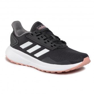Buty adidas - Duramo 9 EG8672  Greysix/Ftwwht/Pnkspi