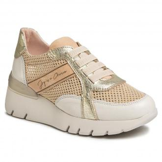 Sneakersy HISPANITAS - Ruth-V20 HV00124  Panna/Beige