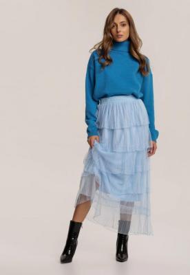 Jasnoniebieska Spódnica Thara