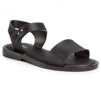 Sandały MELISSA - Mar Sandal Chrome Ad 32639 Black 50522