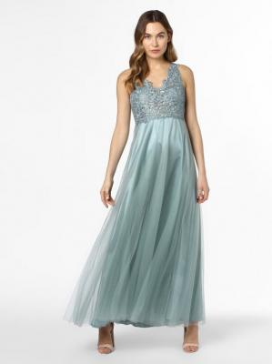 Suddenly Princess - Damska sukienka wieczorowa, zielony