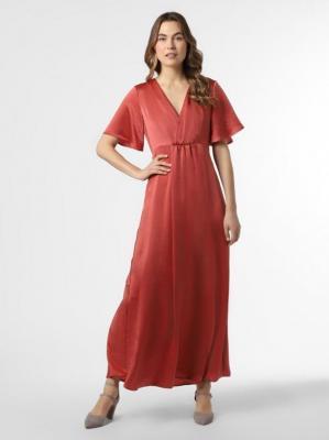Vila - Damska sukienka wieczorowa – Vifloating, różowy