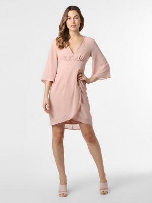 Vila - Sukienka damska – Vimicada, różowy