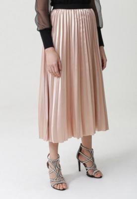 Jasnoróżowa Spódnica Hennah