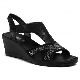 Sandały IMAC - 508170 Black/Black 72100/011