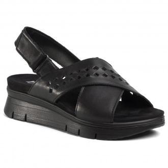 Sandały IMAC - 509172  Black/Black 1400/011