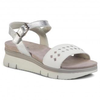 Sandały IMAC - 509191  White/Grey 1405/018