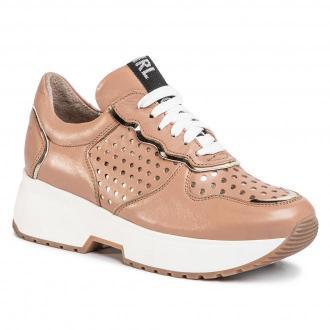 Sneakersy KARINO - 3322/007 Brąz