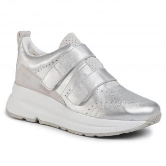 Sneakersy GEOX - D Backsie B D02FLB 0KY22 C0434 Silver/White